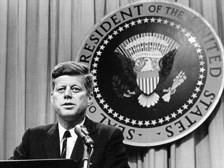 Where were you when JFK was shot?