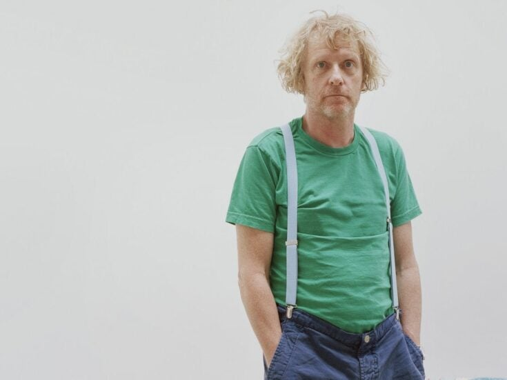 """Grayson Perry: """"We are living through a moment of shock"""""""