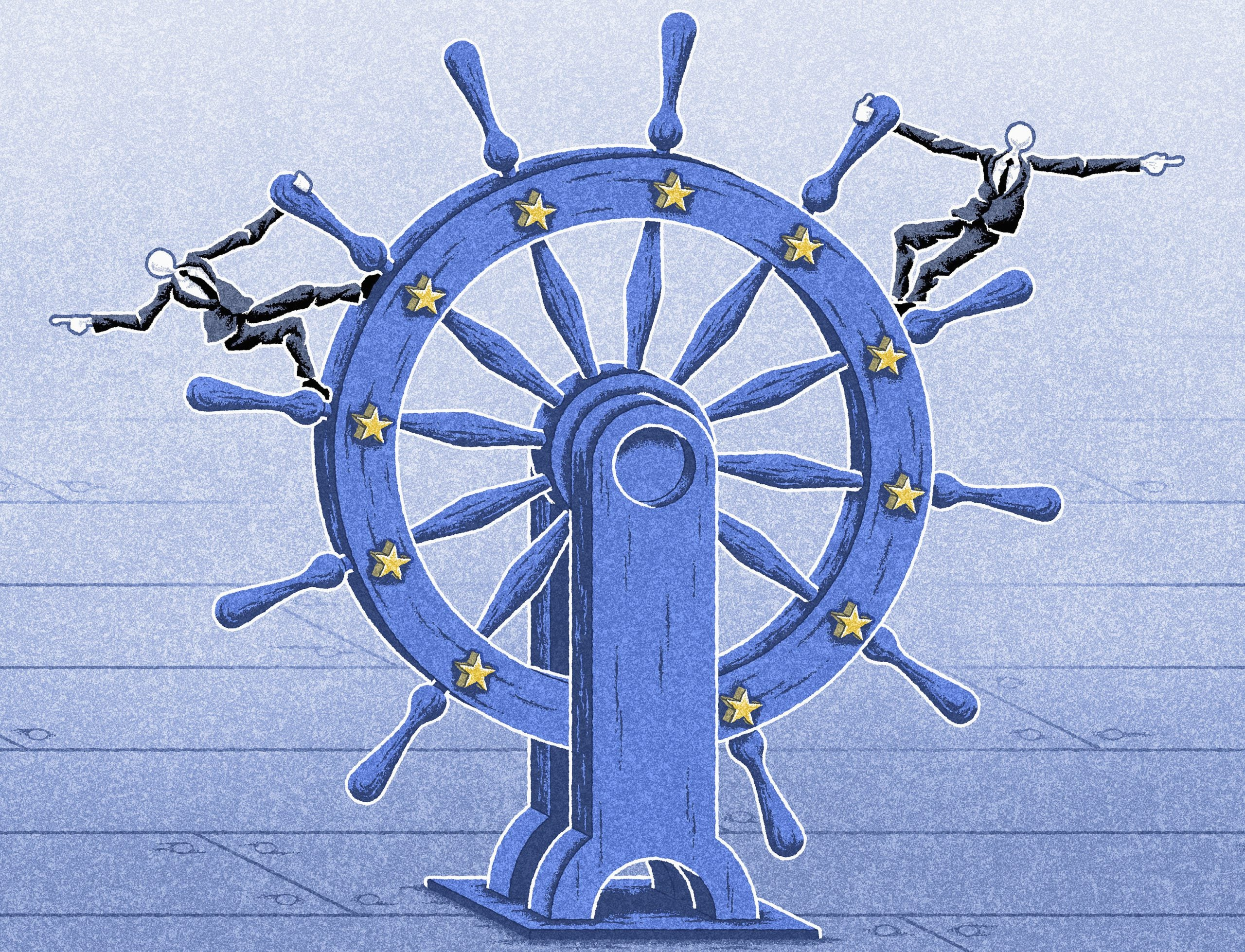 The EU's vaccine debacle shows how far it is from being a state