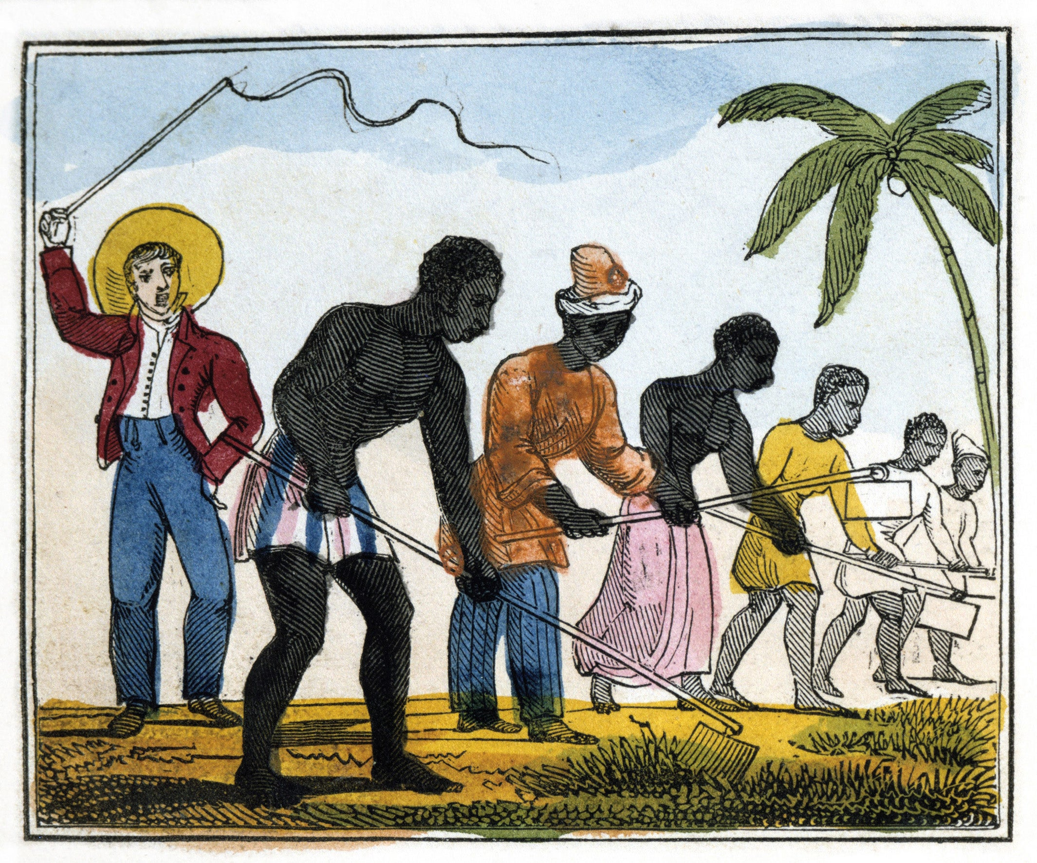 How the slave trade funded Britain