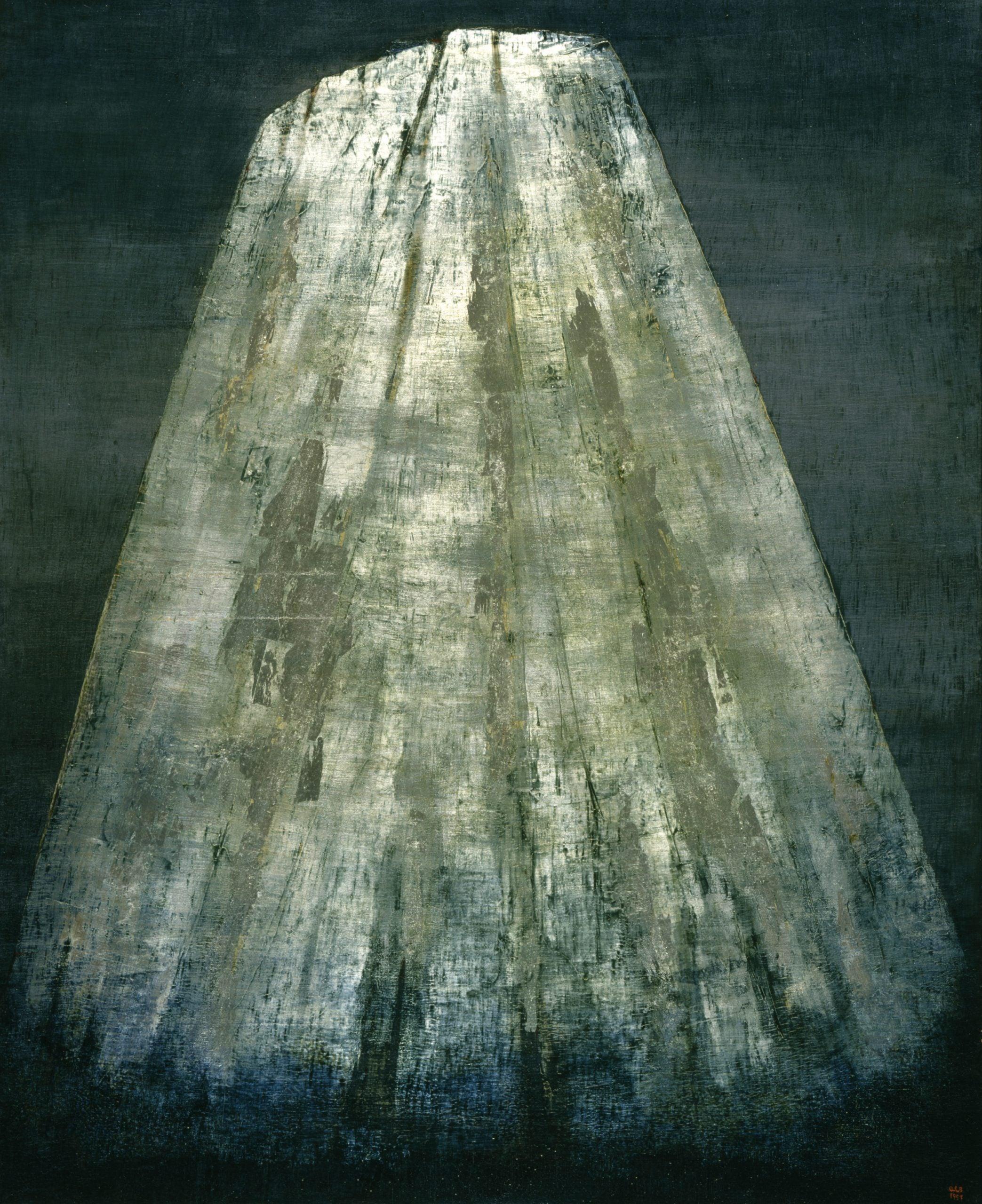 The pared-back landscapes of Anna-Eva Bergman
