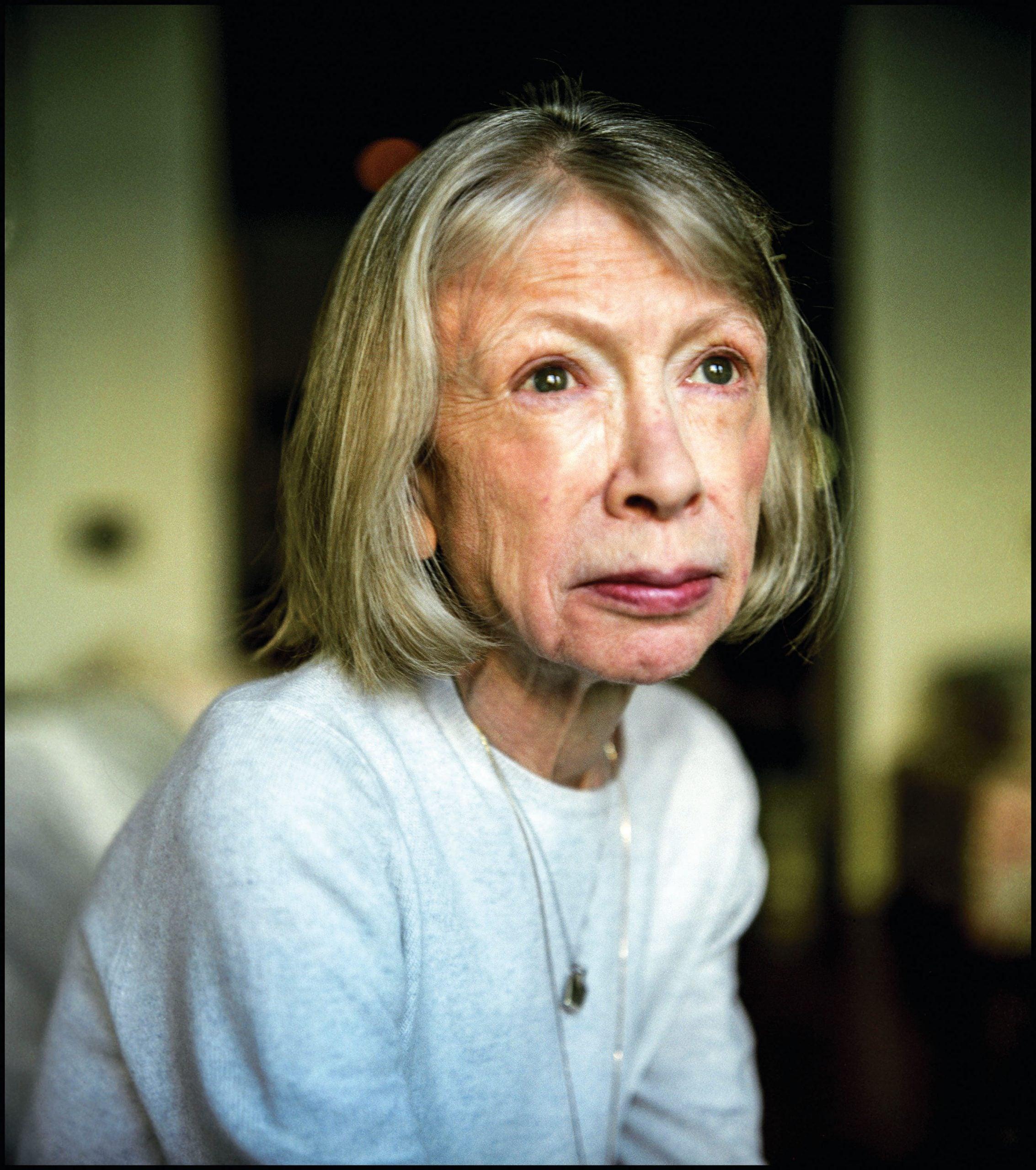 How Joan Didion broke free
