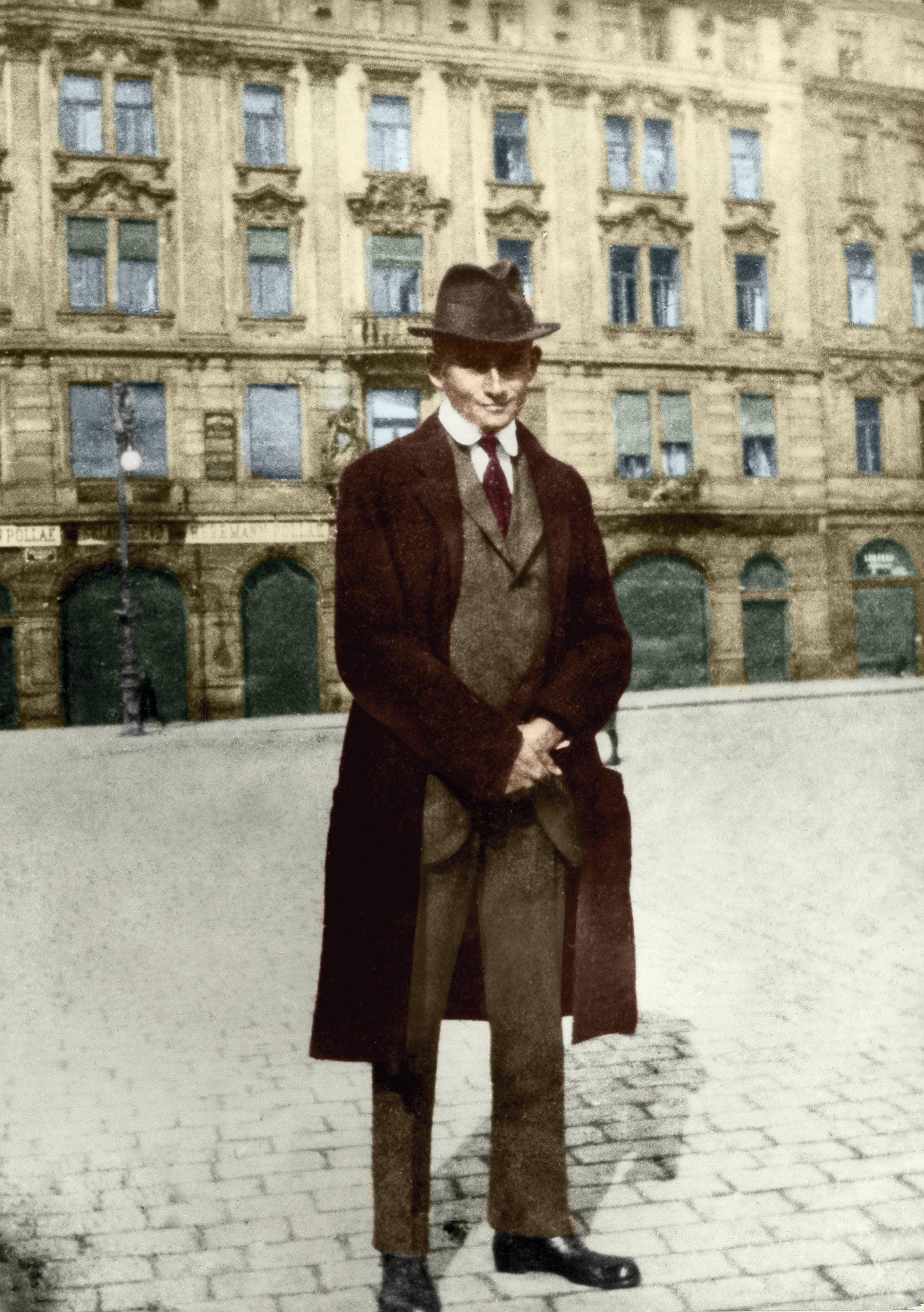 Locking down with Kafka