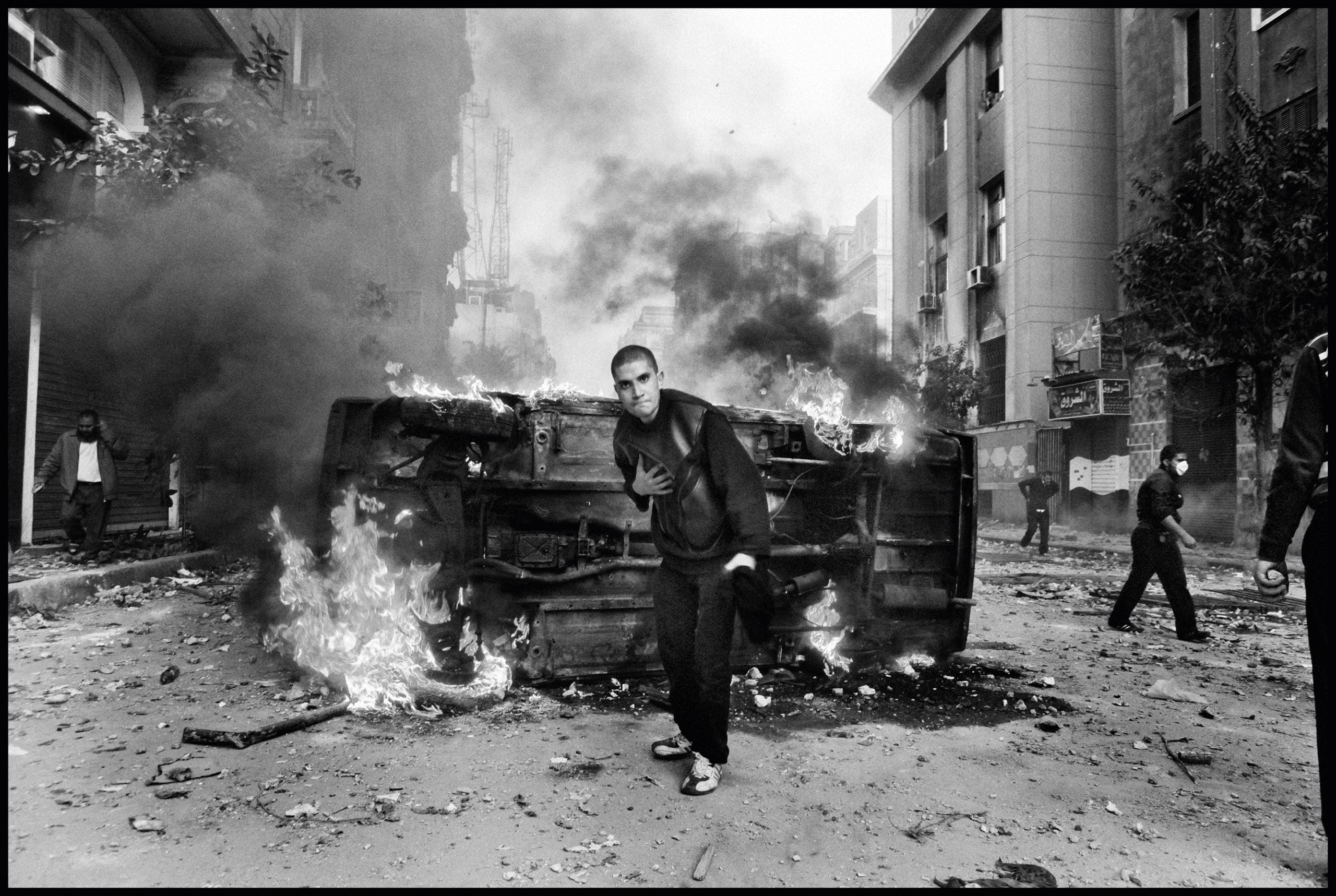 How the dream of the Arab Spring died