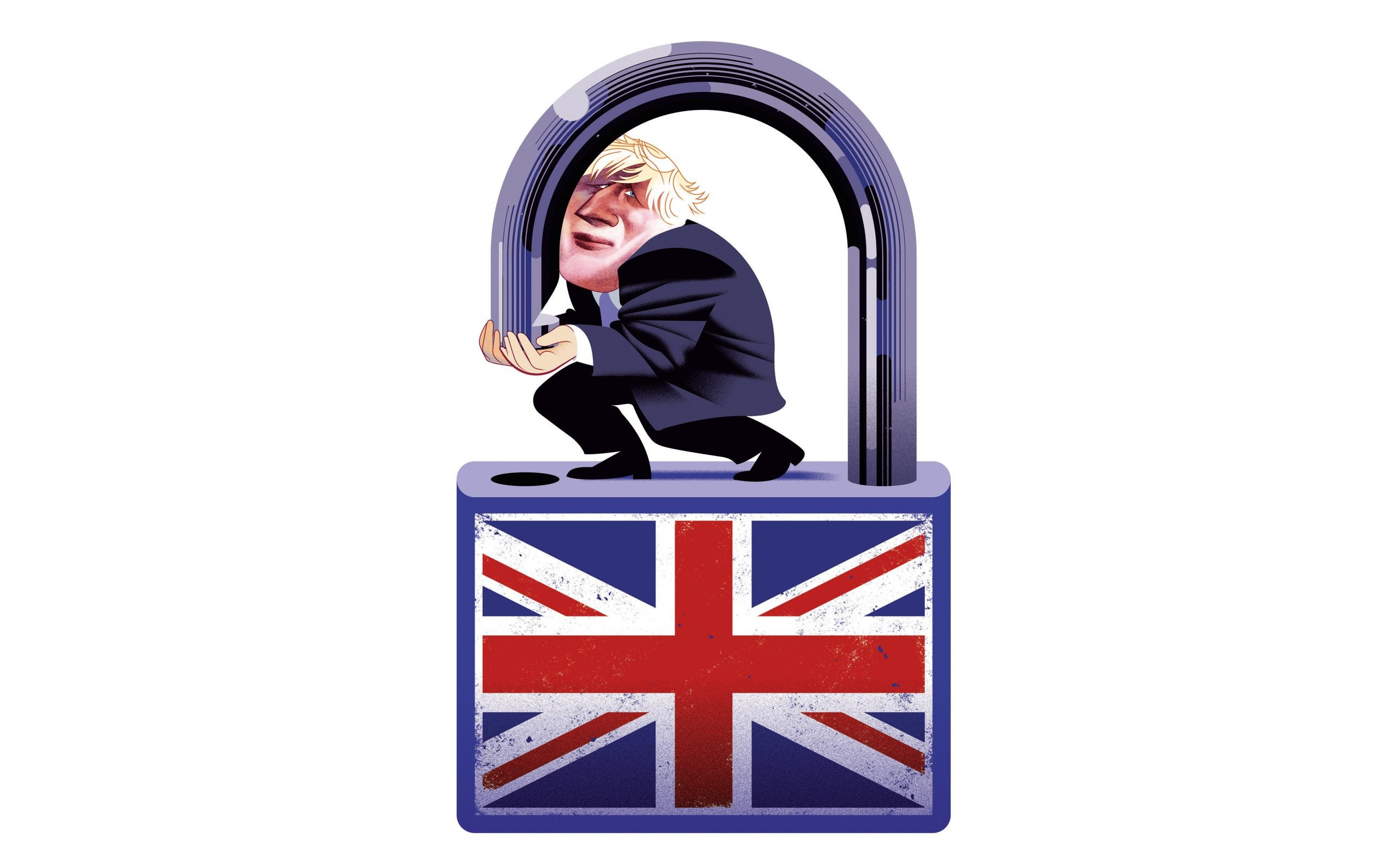 Boris Johnson's great gamble
