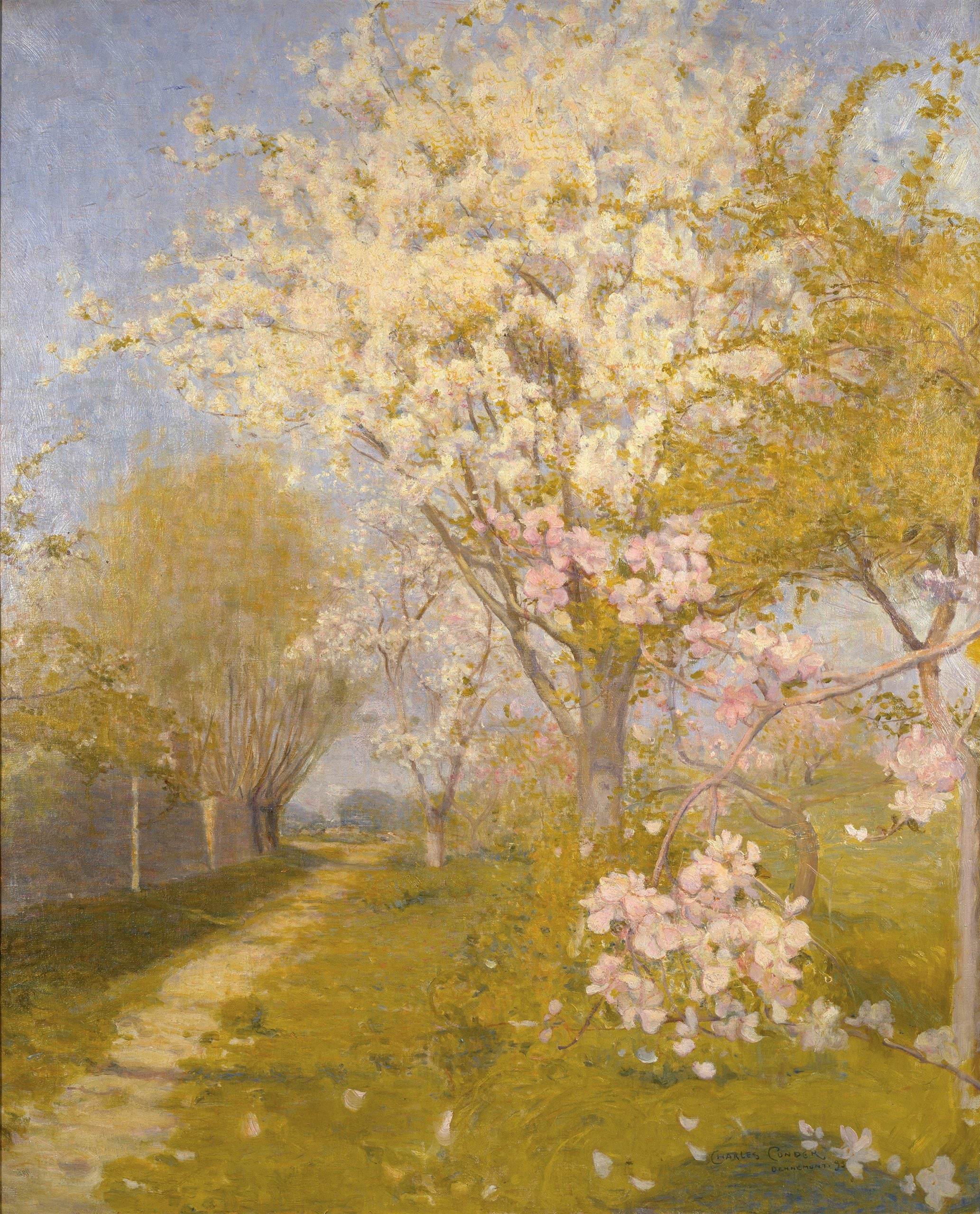 The blossom-filled landscapes of Charles Conder