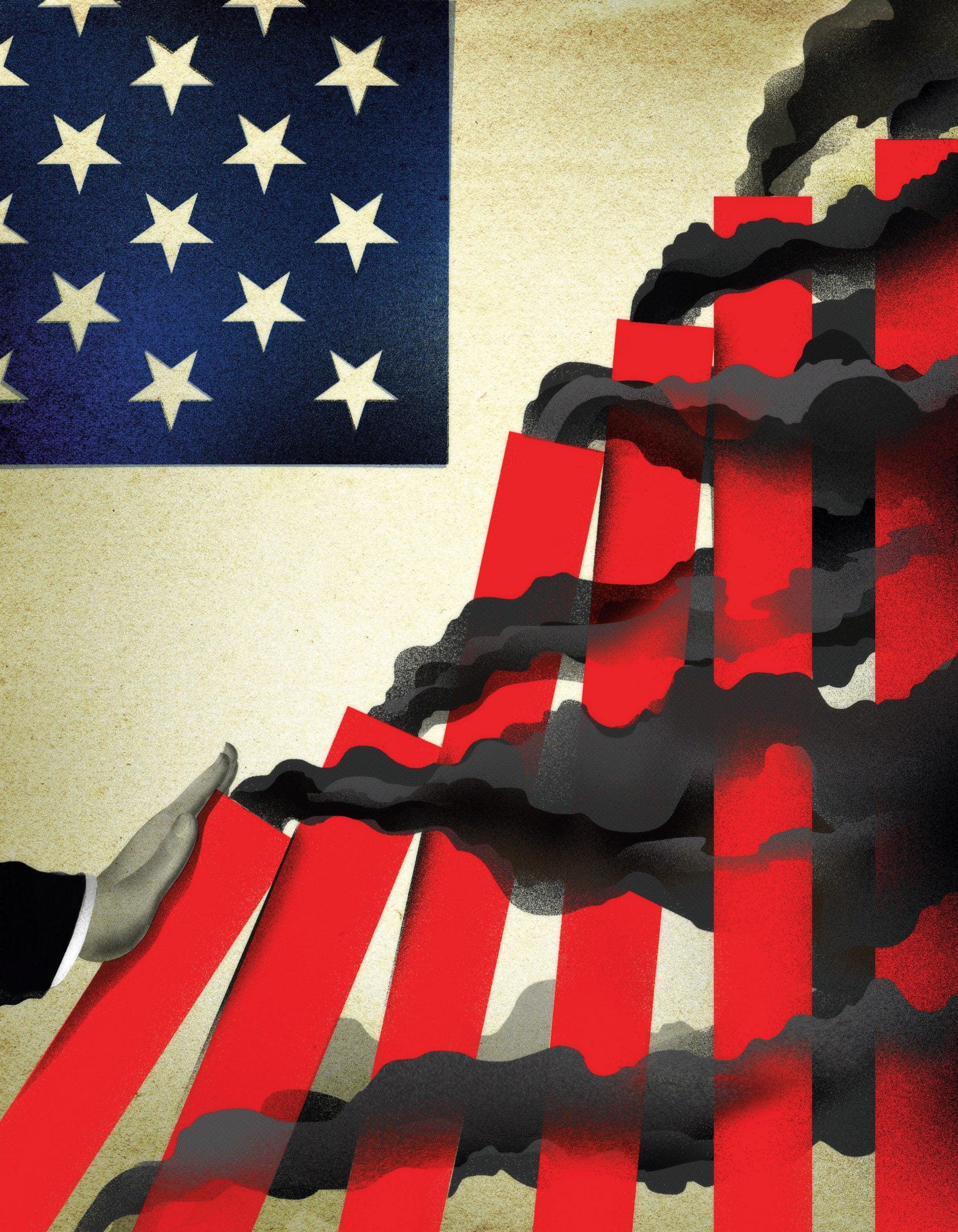 America's race to net zero