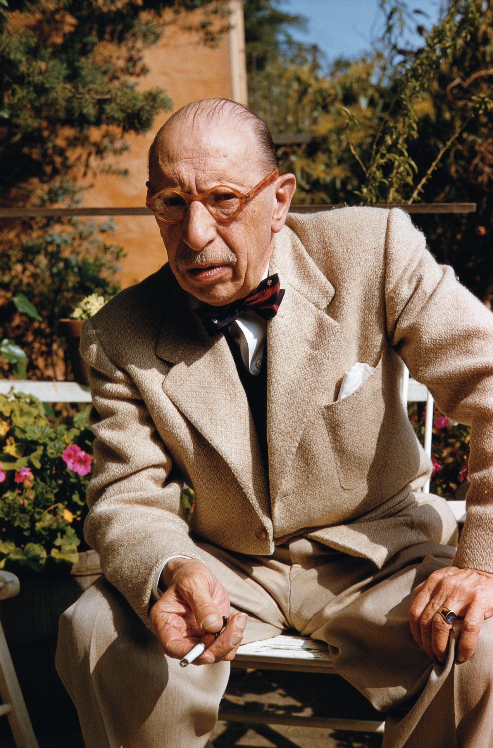 Stravinsky the shapeshifter