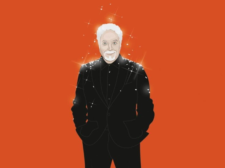 """Tom Jones: """"I wanted to be a man, desperately"""""""