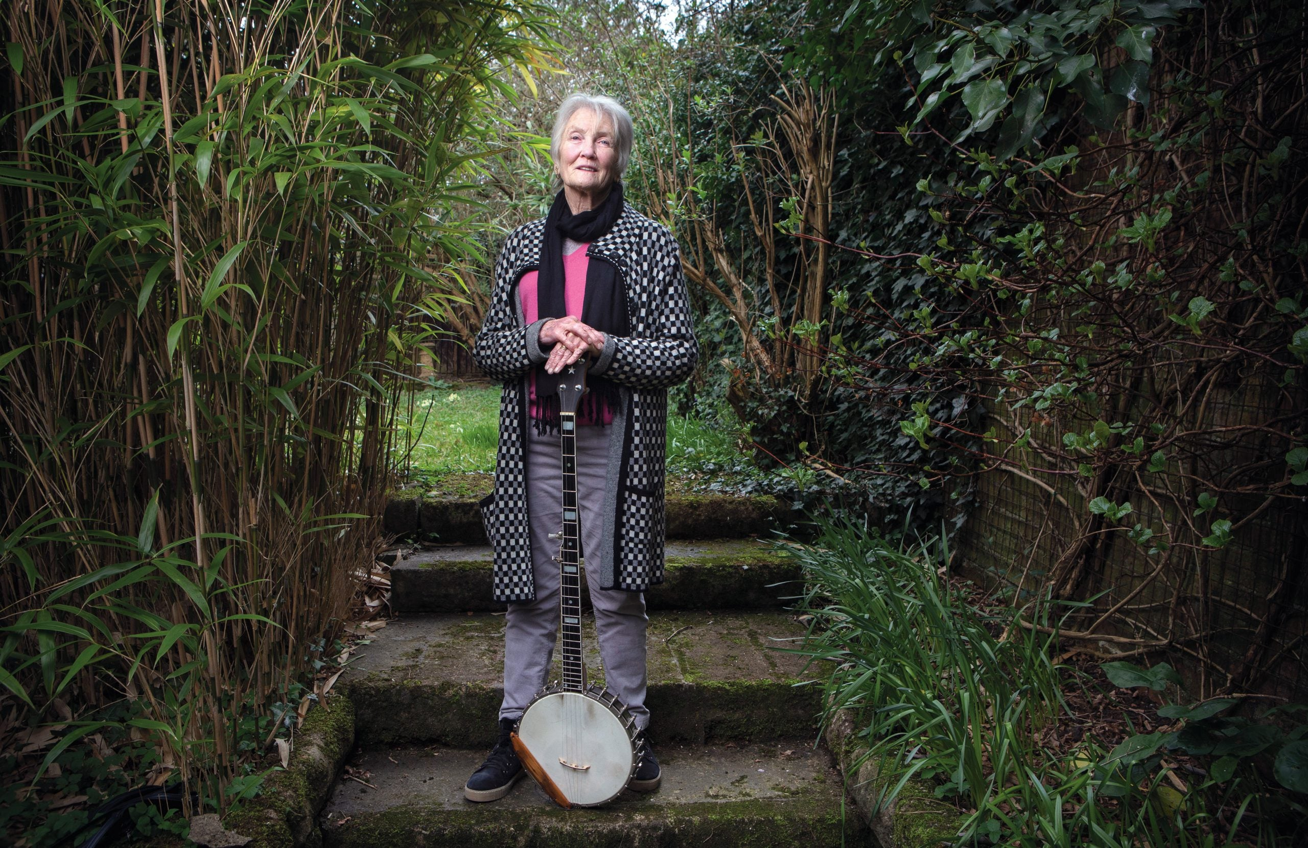 """Peggy Seeger: """"Ageing is a process of watching yourself decompose slowly"""""""