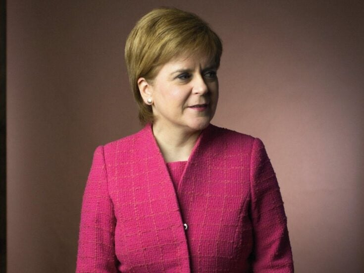 If not now... never? Nicola Sturgeon on the battle for a second Scottish referendum