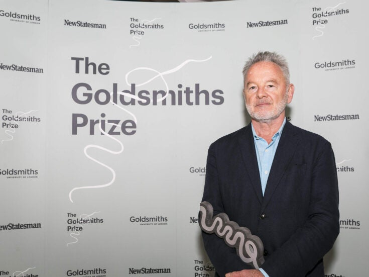 Why we chose Robin Robertson's The Long Take as the winner of the 2018 Goldsmiths Prize