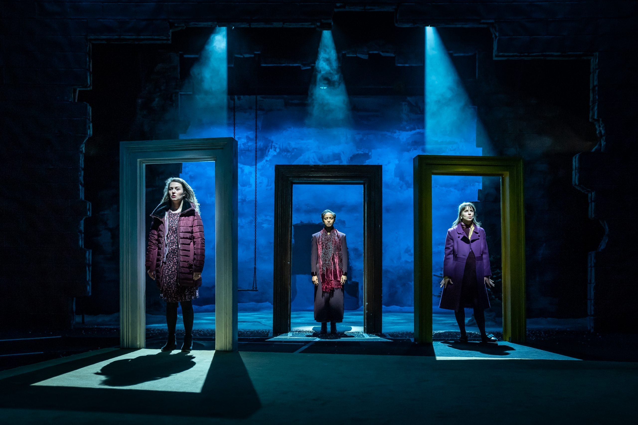 Nora: A Doll's House explores Ibsen's classic in three different contexts
