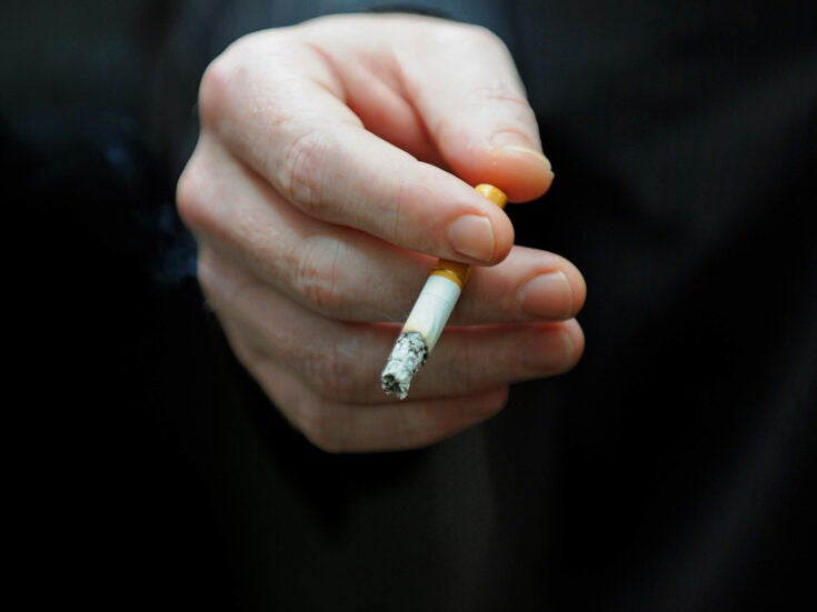 Why we should ban the sale of cigarettes to people born after the year 2000