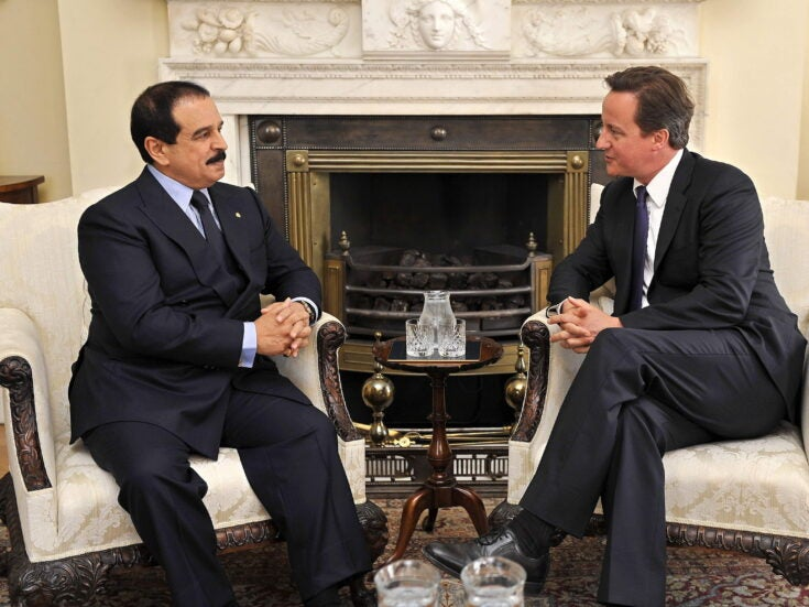 Arms sales can never be apolitical acts: the UK should not sell to Bahrain