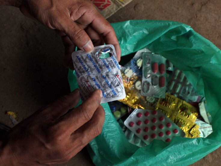 Unregulated fake medicines are threatening the fight against diseases like malaria