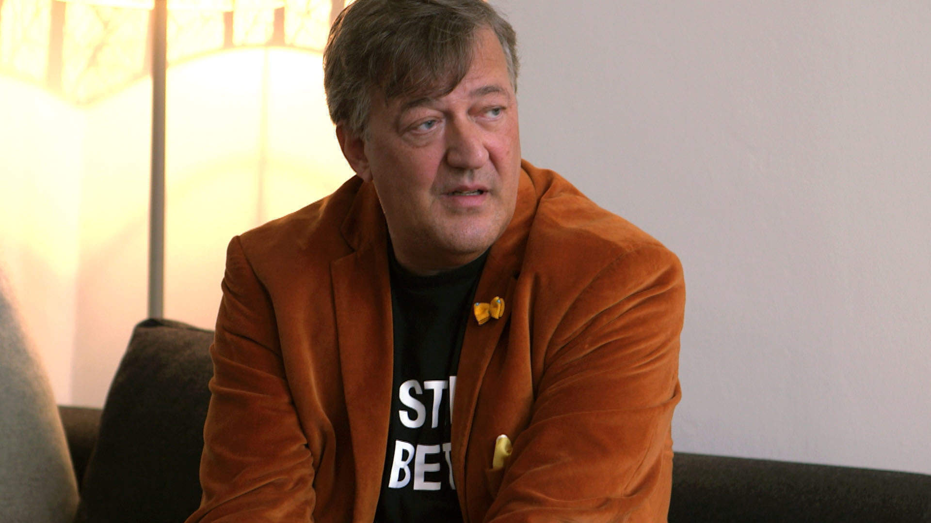 Would you swap places with Stephen Fry? The Not So Secret Life of the Manic Depressive reviewed