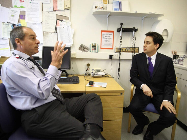 NHS reorganisation has caused a crisis by taking GPs out of consulting rooms