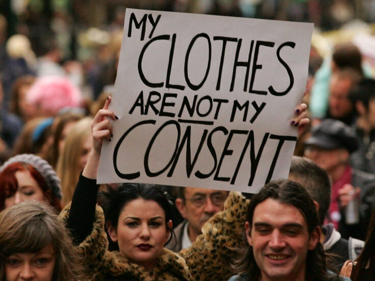 We live in a culture riddled with rape-supportive beliefs about consent