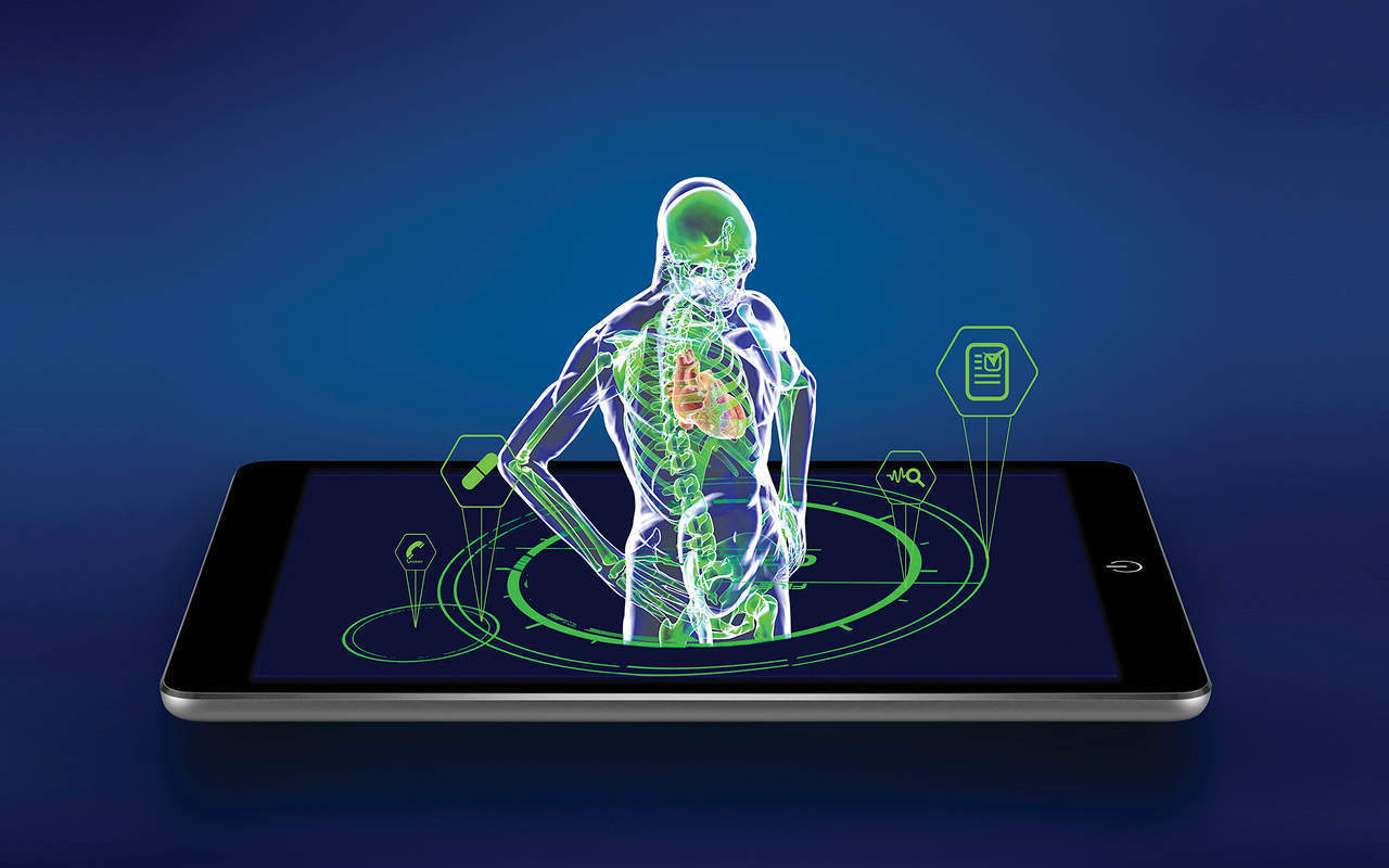 Welcome to the revolution … of digital healthcare