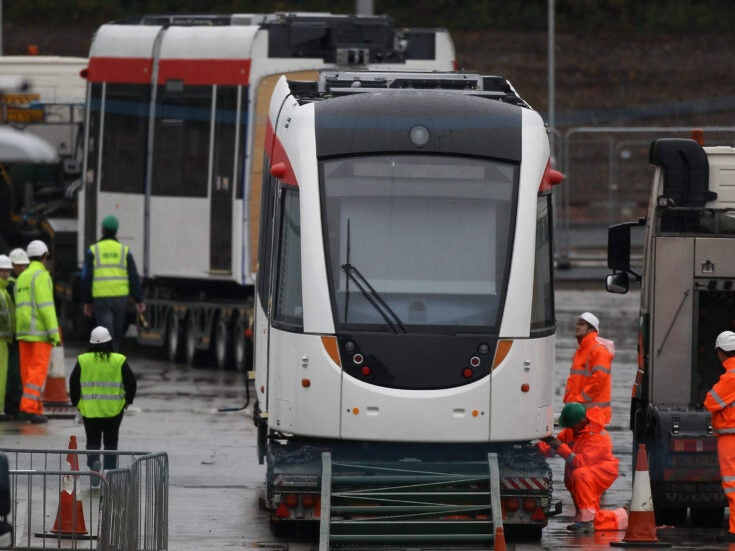 Edinburgh notebook: lesser spotted trams, apathy over Bannockburn anniversary and who gets to keep the Titians