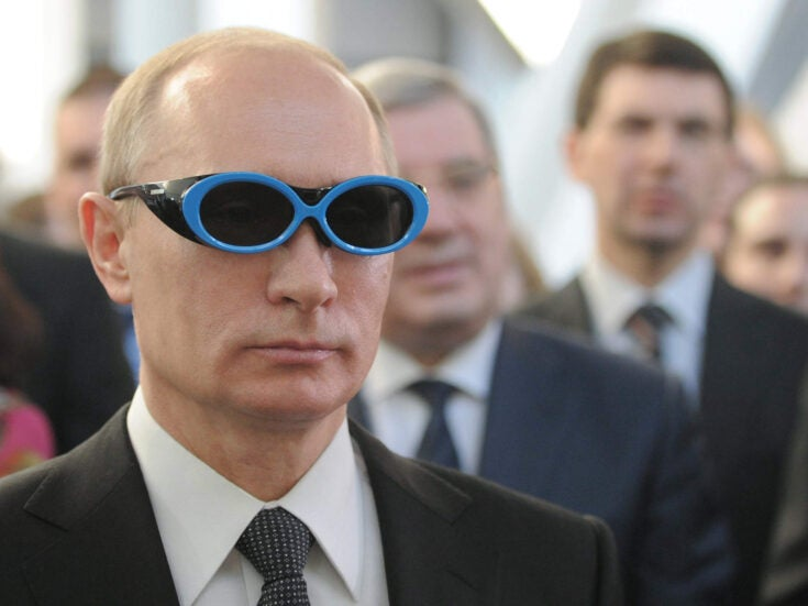 While the west watches Crimea, Putin is cracking down in Moscow
