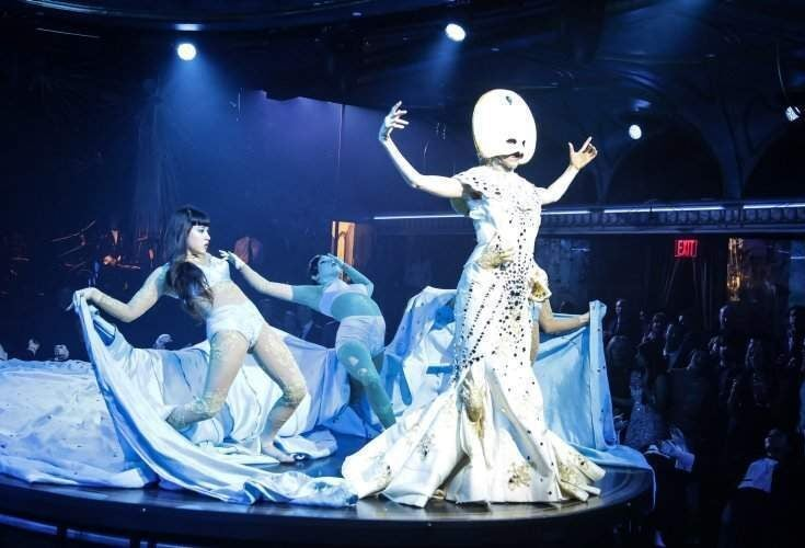 Celebrating art-as-commerce: what happens when immersive theatre gets popular
