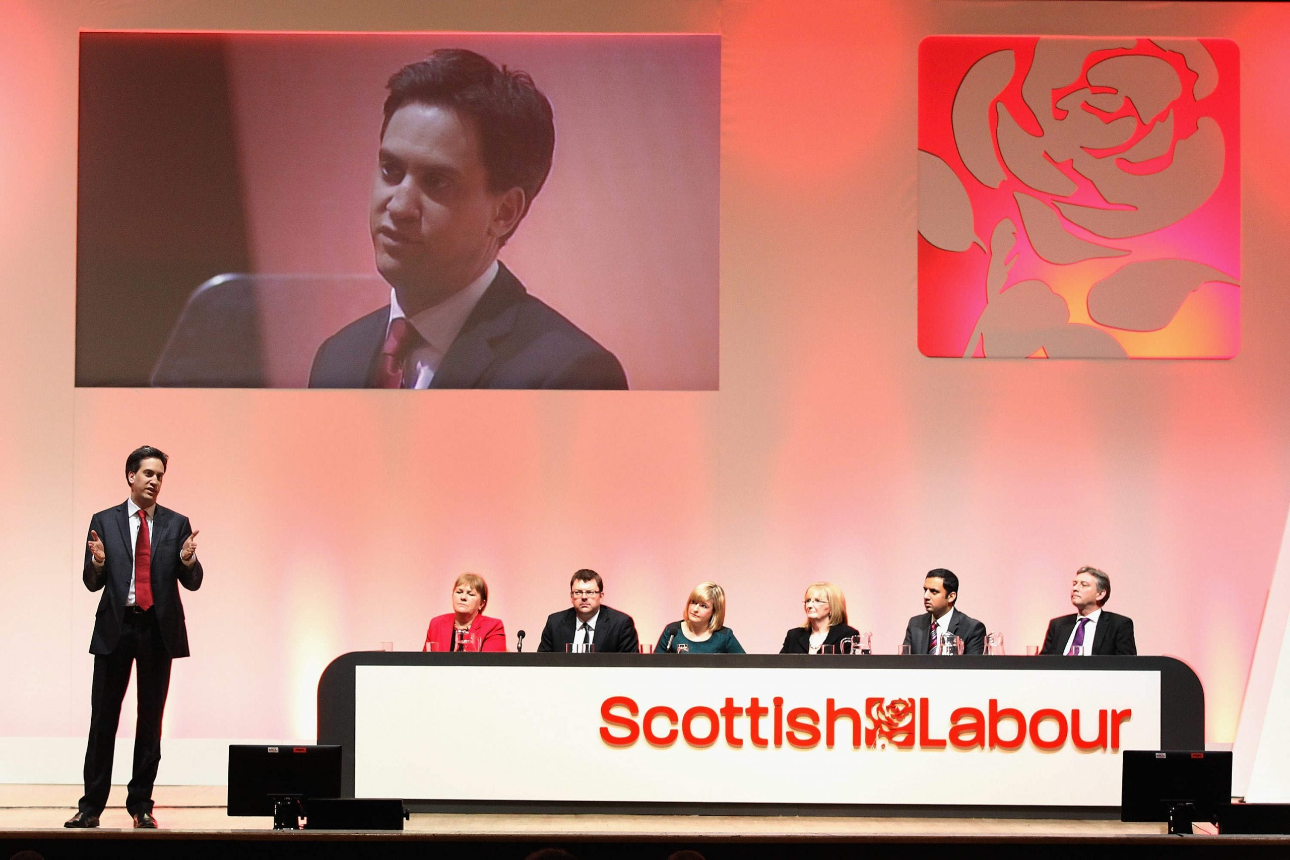 Labour struggles to define itself post referendum as the SNP continue to rise