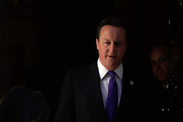 David Cameron has delivered the obituary for compassionate Conservatism