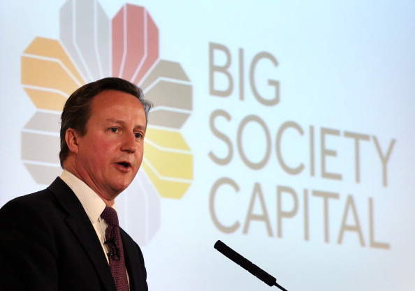 The failure of Kids Company is another nail in the coffin for the Big Society