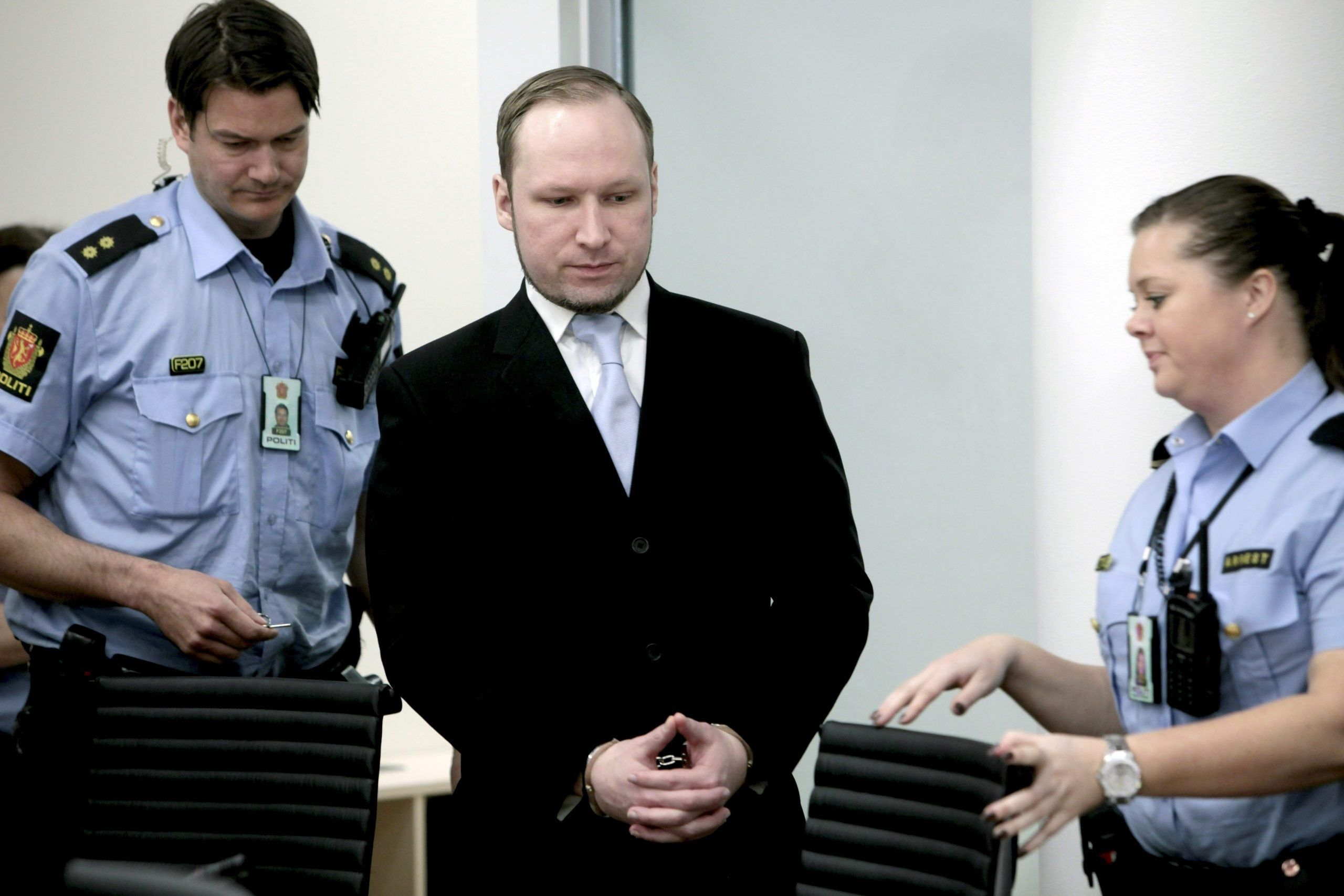 The grotesque manipulations of Anders Breivik