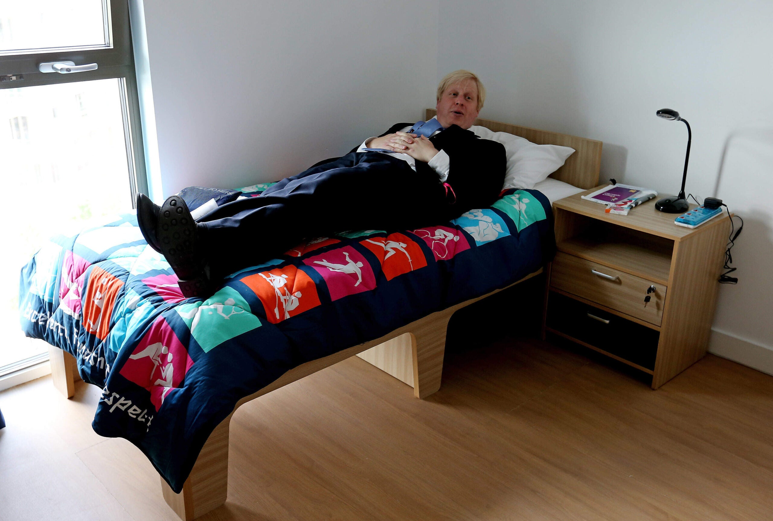 Exclusive: Boris's hypocrisy on working from home