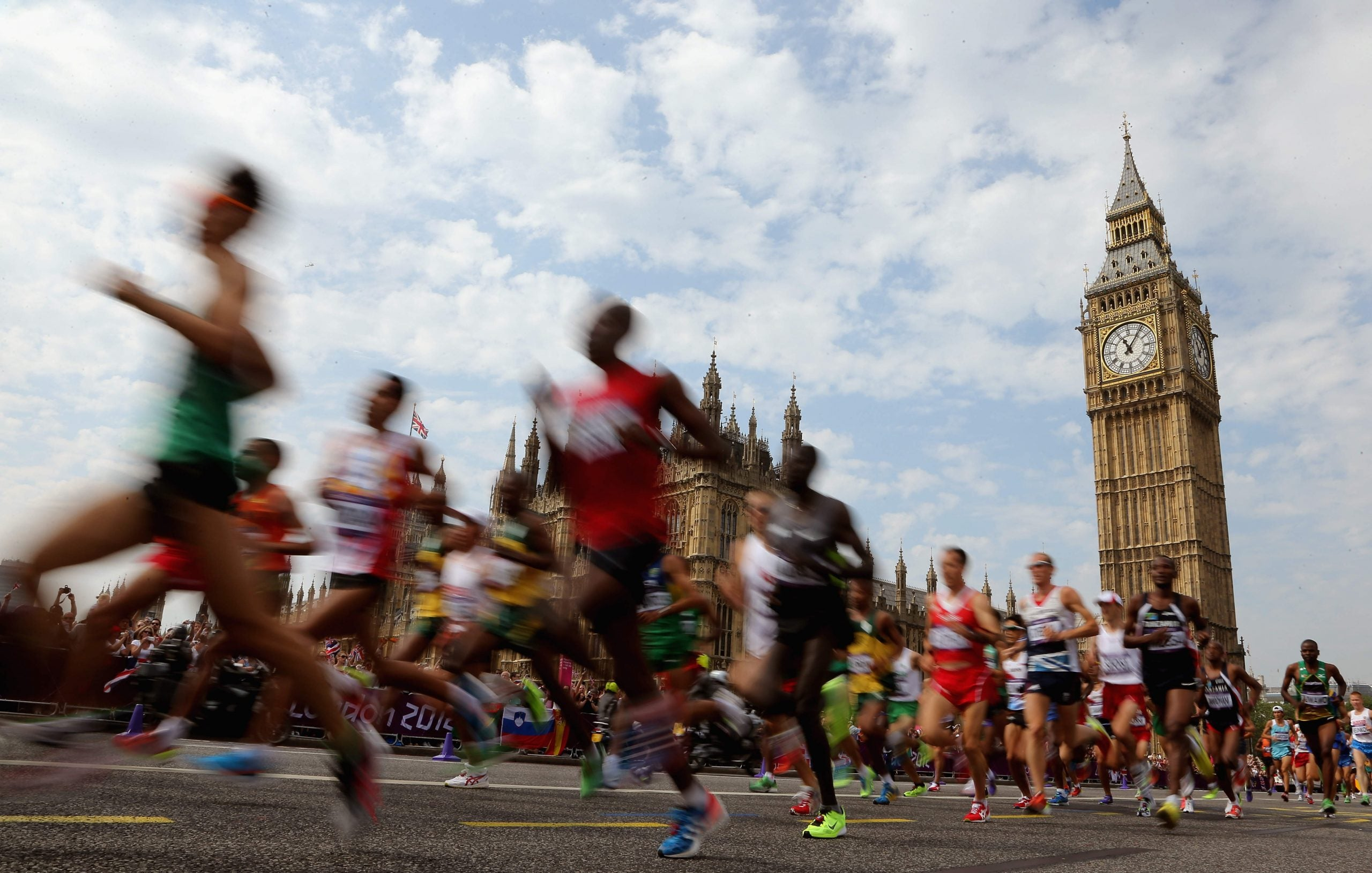 Fitter, happier, more productive: how to make London a sporting city for all
