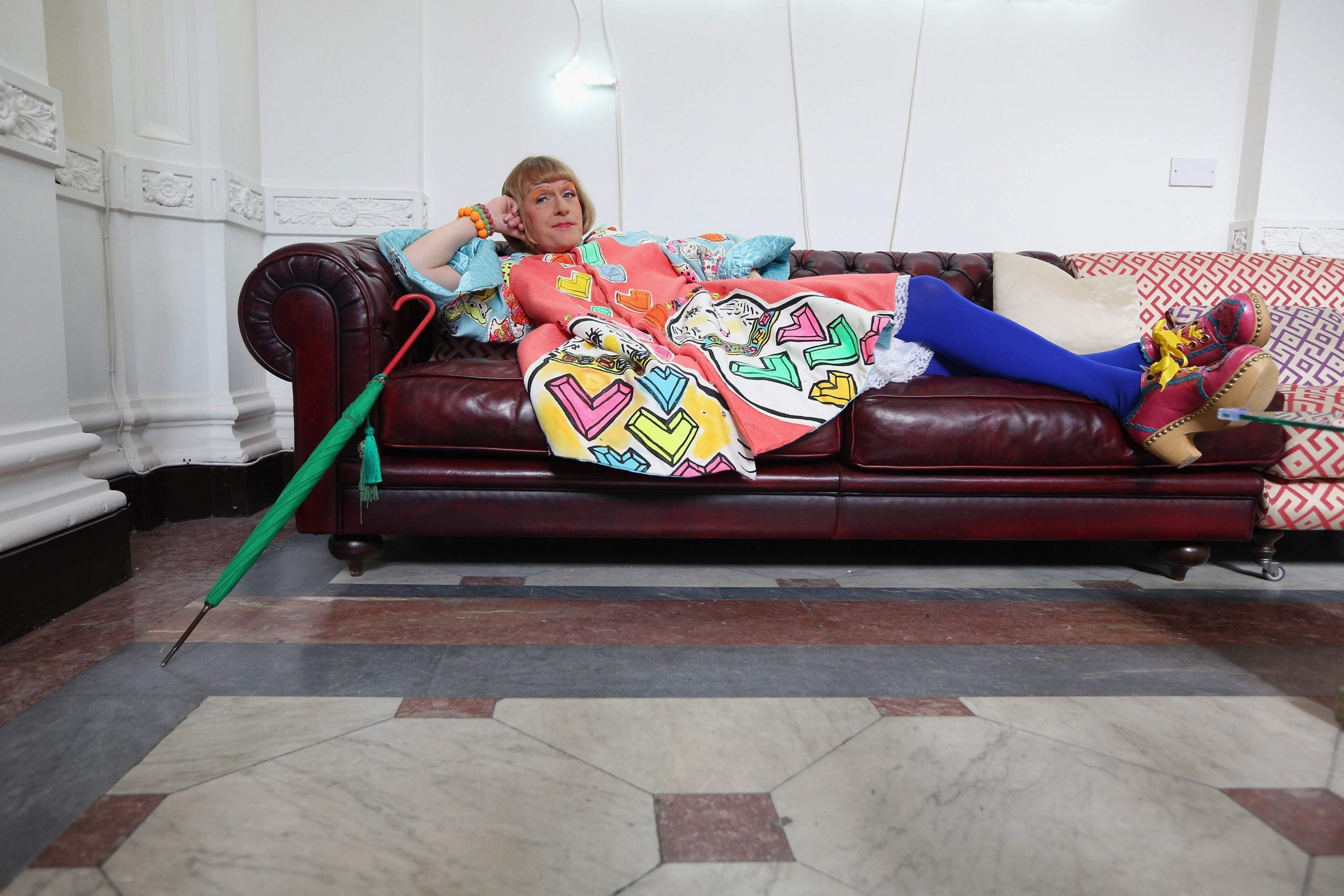 Grayson Perry: The rise and fall of Default Man