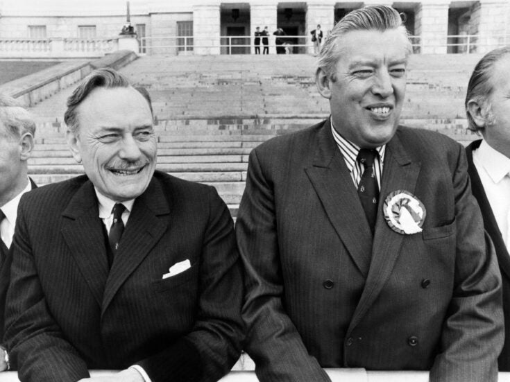 """From the archive: a 1987 NS profile of Ian Paisley, the """"Ulster Autocrat"""""""