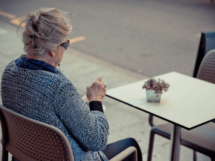 """Britain's loneliness epidemic: """"This was the best day out in ages,"""" said Mary, after a trip to the doctor"""