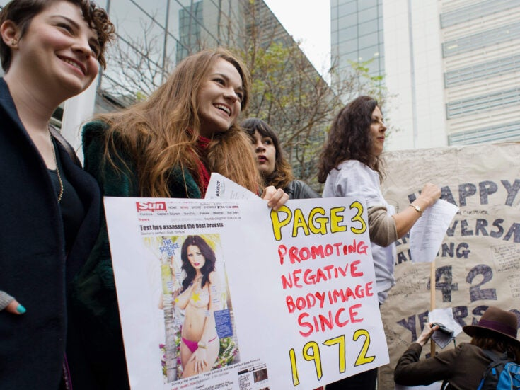What mainstream politics can learn from the new wave of feminist activism