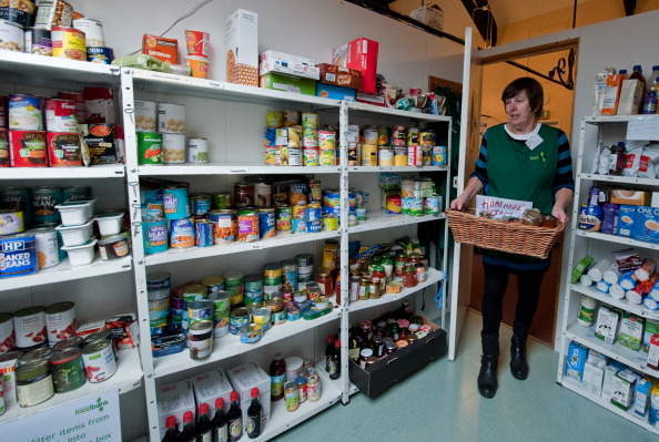 What can be done about the rising number of food banks?
