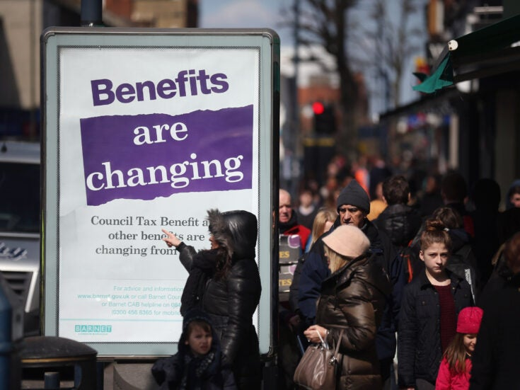 Labour and Tory councils are choosing the poll tax over the safety net