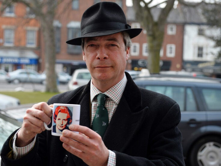 Farage versus Clegg, an open invitation to phone Ed and intimations of mortality