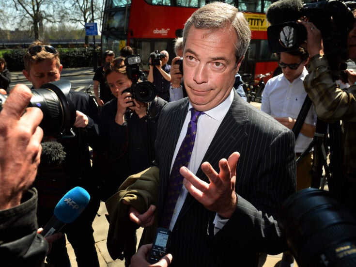 Ukip trades in the language of fear and division. The left must not humour its anti-politics crusade