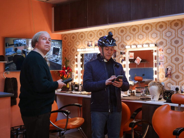 Inside No.9's live episode was an exceptionally clever, remarkable and unique piece of TV