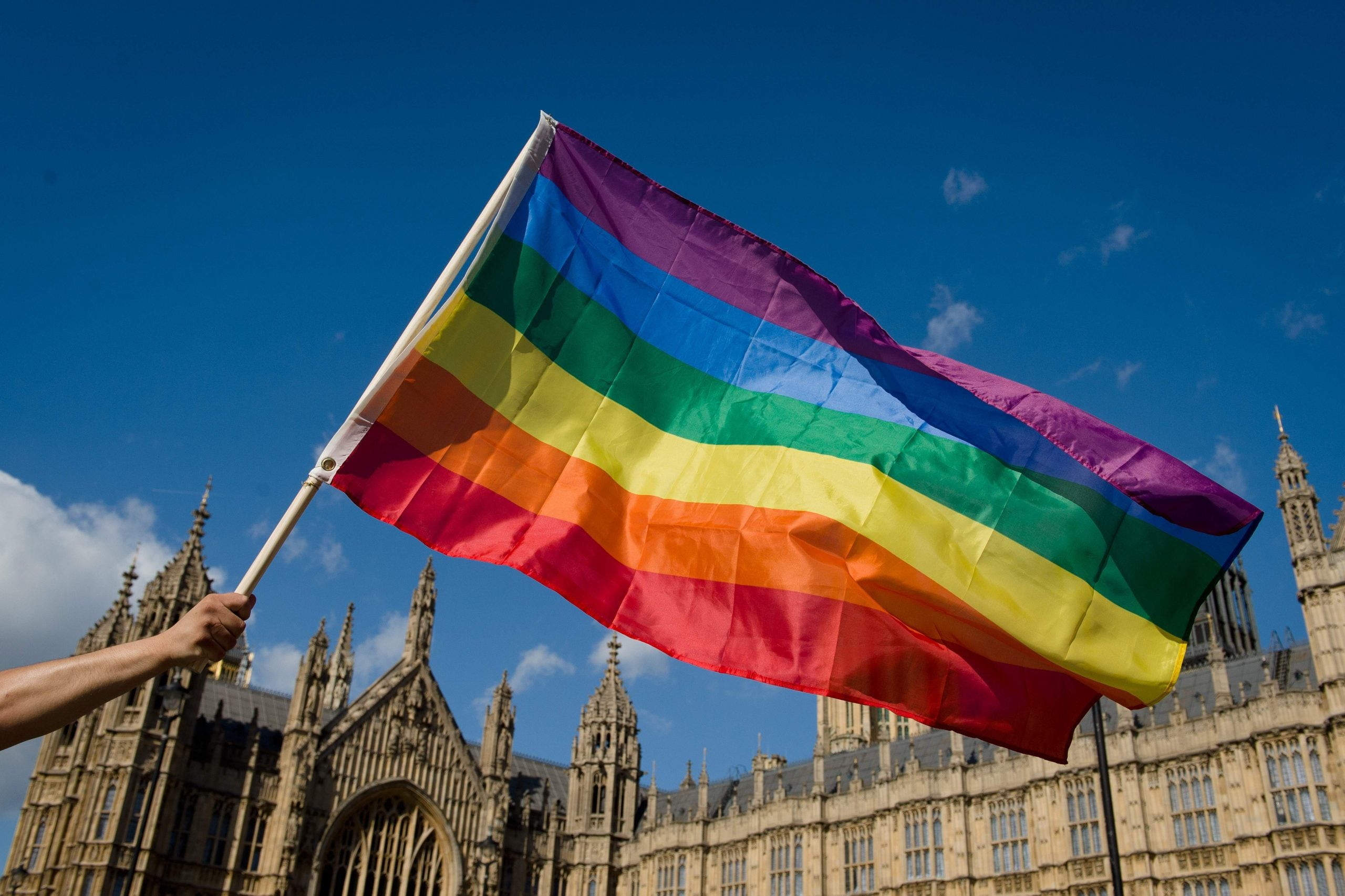 The UK broke its own record for LGBT representation last week