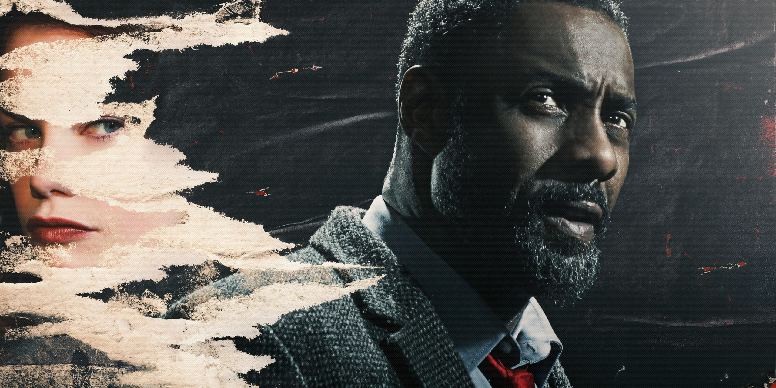 Luther is as theatrically gritty as ever