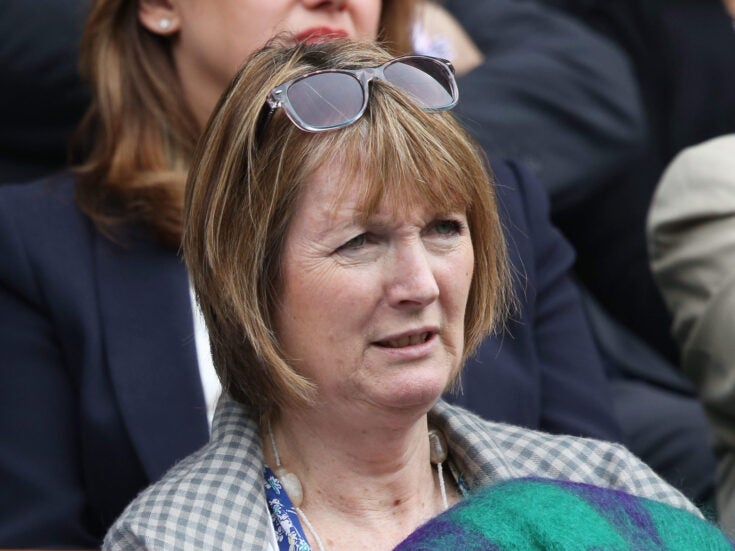 """Politics condemned Harriet Harman as """"One of Those Women"""" after her sexism speech"""
