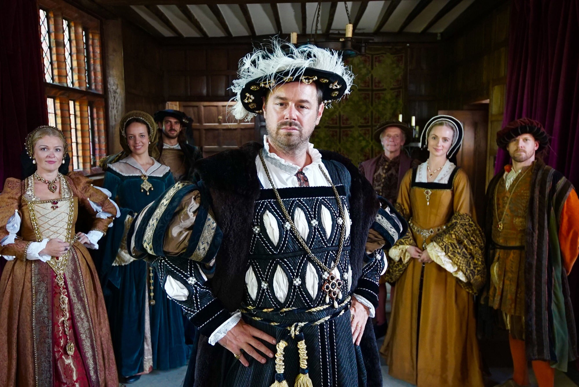 Danny Dyer's Right Royal Family is brilliantly stupid fun