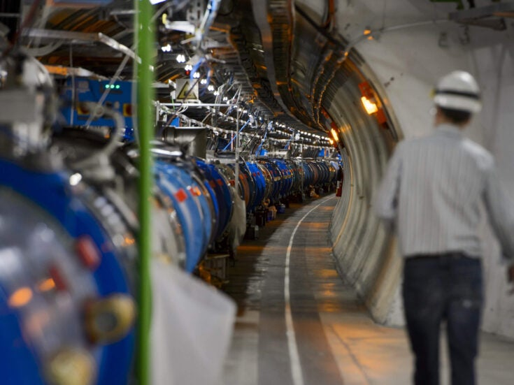 The Large Hadron Collider has made another exciting quantum discovery