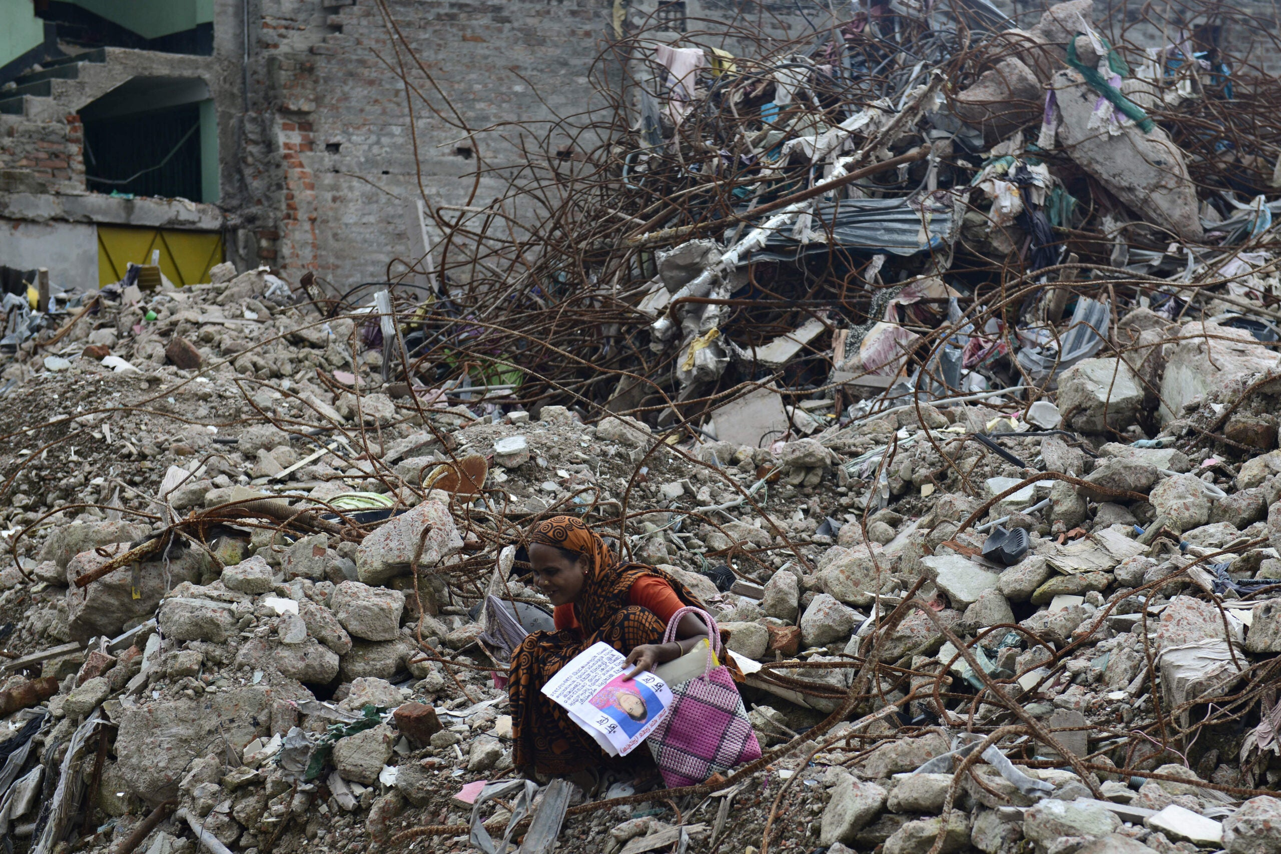 Matalan have bowed to pressure over Rana Plaza, but the campaign goes on