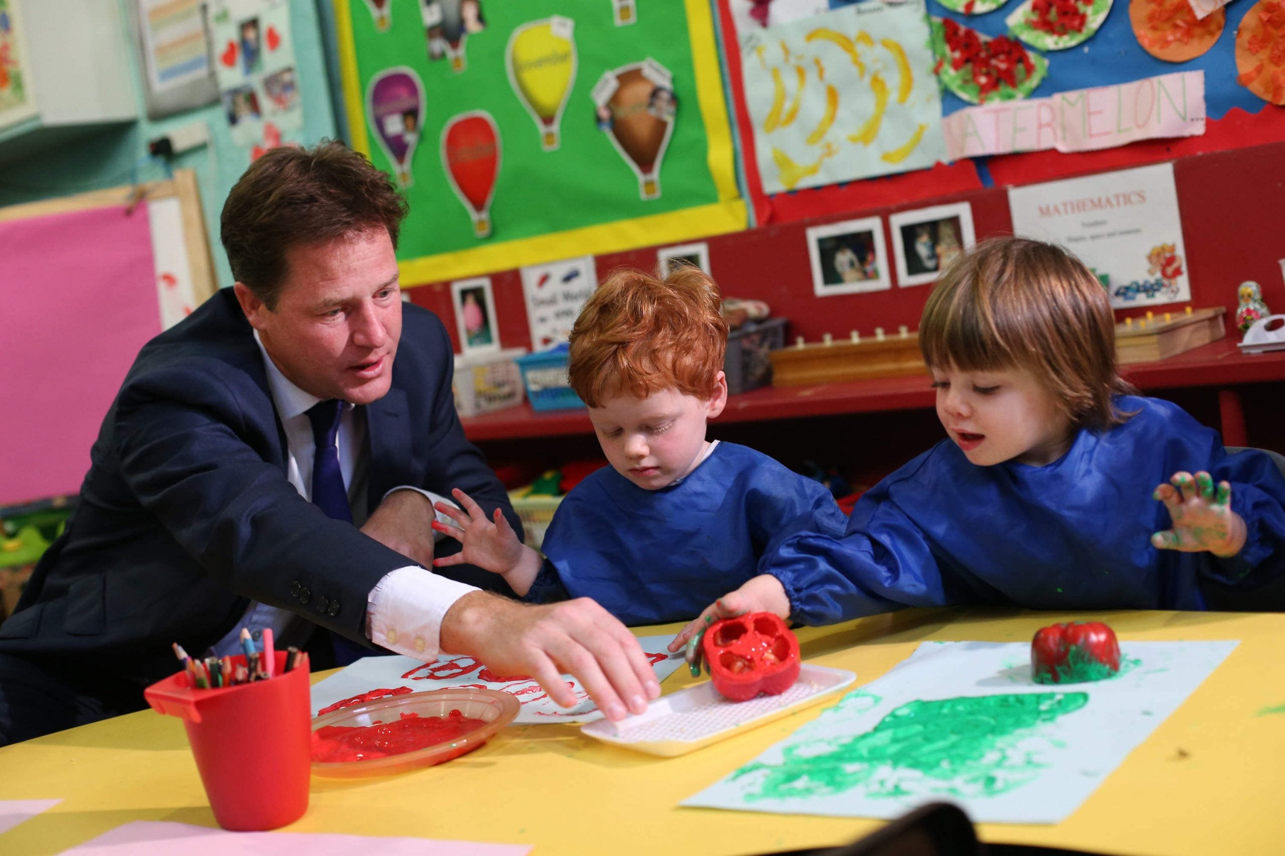 To solve the living standards crisis, all parties need to go much further on childcare