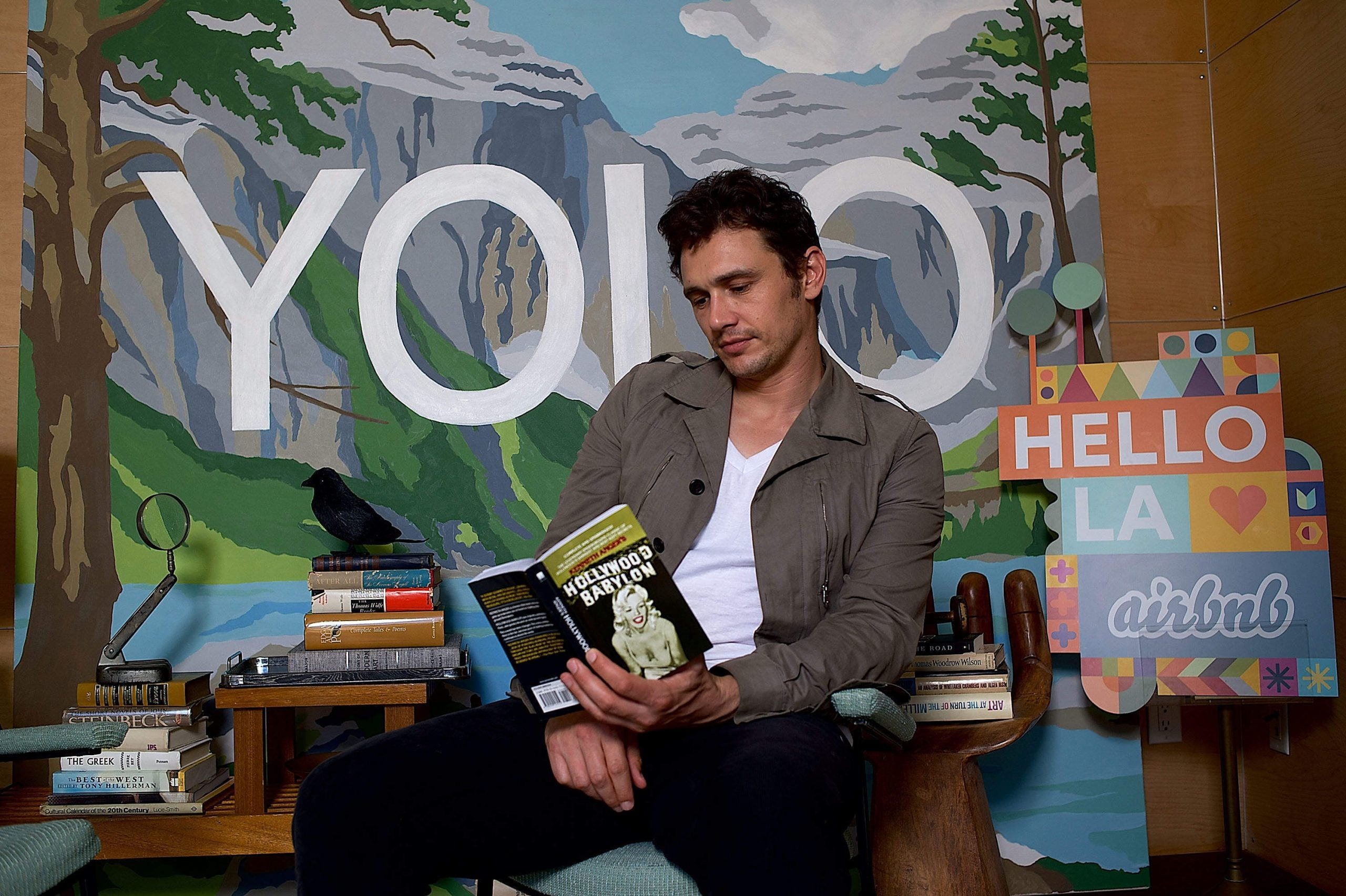 The science behind making your very own James Franco-furter
